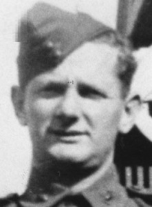 Sgt Robert Burrowes