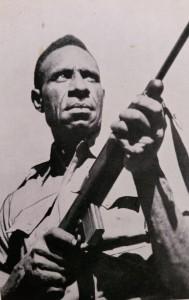Sgt-Maj. Simogun BEM, LSM. Photo: Feldt p.315.