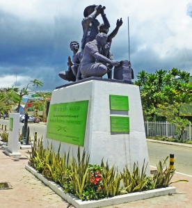 Honiara Memorial to Coastwatchers
