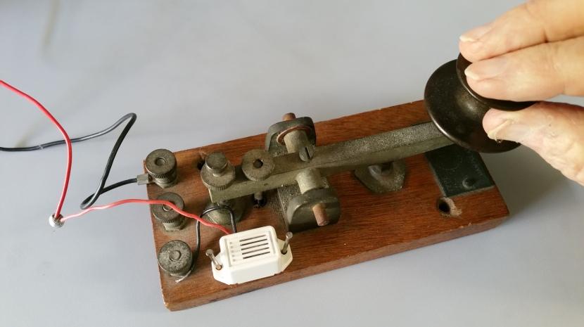 Signalling Morse Code