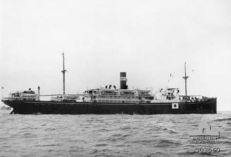 Montevideo Maru