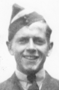 Flight Sgt Thomas Burrowes